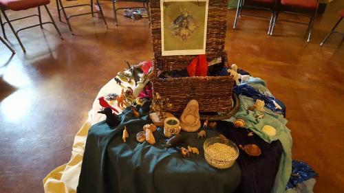 Altar for Gaia